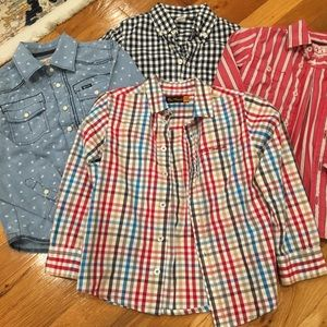 Other - Little Boys' Button Down Shirts